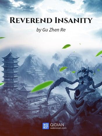 Reverend Insanity (Novel) screenshot