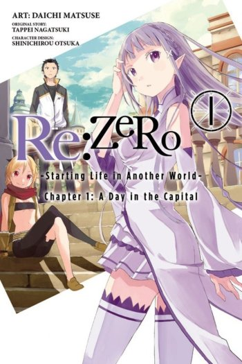 Re:ZERO -Starting Life in Another World- Chapter 1: A Day in the Capital