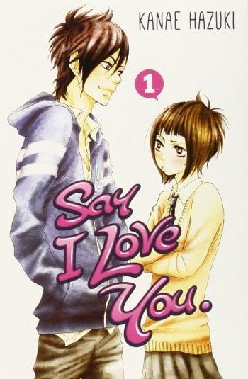 i love you manga: