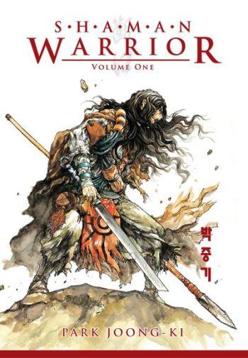 shaman warrior manga
