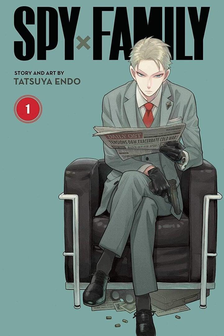 SPY x FAMILY Manga | Anime-Planet