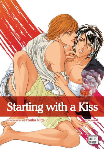 Starting With a Kiss main image