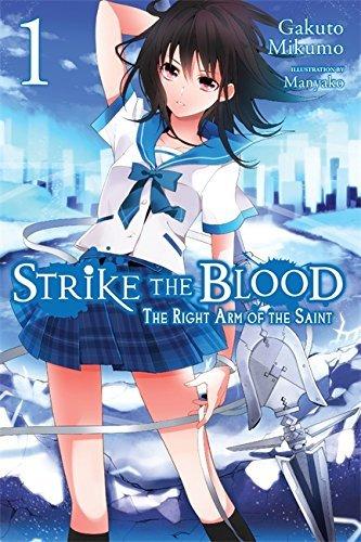 Strike The Blood (Light Novel) Manga