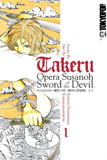 Takeru: Opera Susanoh Sword of the Devil