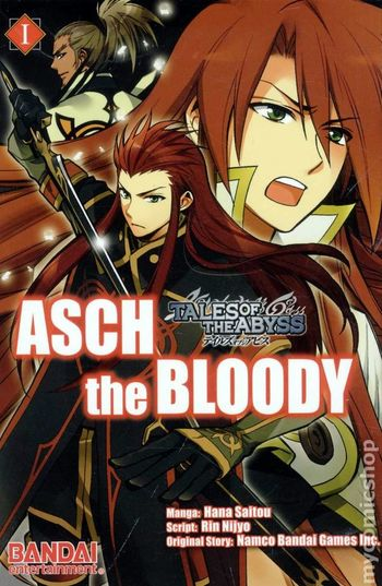 Tales of the Abyss: Asch the Bloody