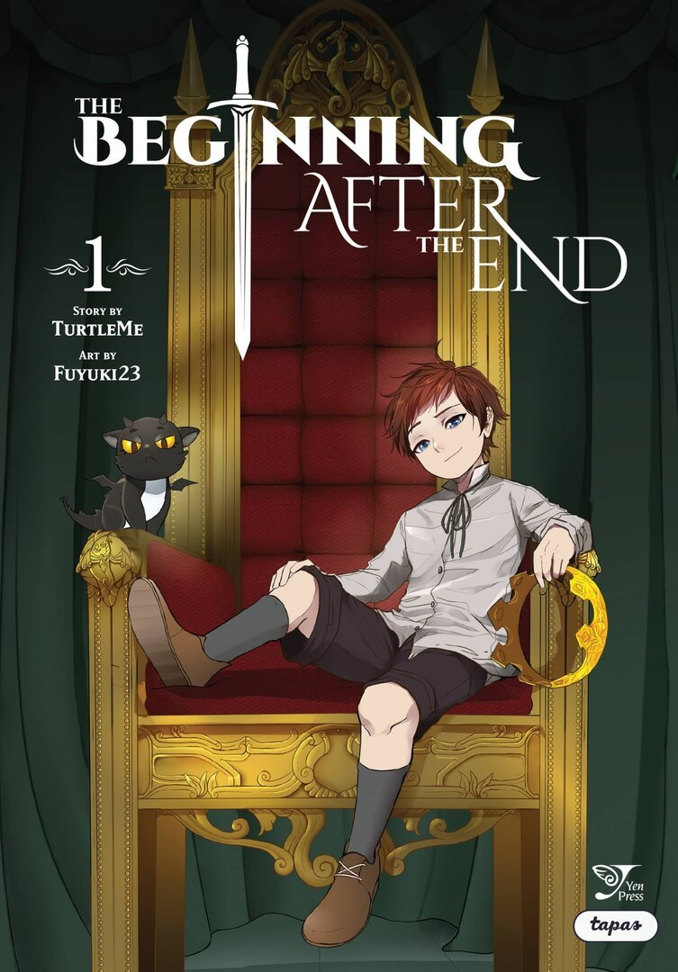 The Beginning After The End Manga Anime Planet Log in   lost your password? the beginning after the end manga