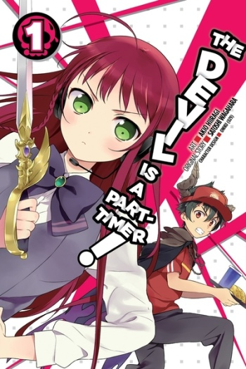 The Devil is a Part-Timer! Manga | Anime-Planet