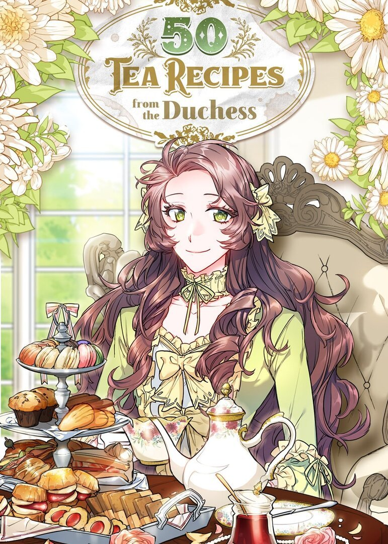 The Duchess' 50 Tea Recipes