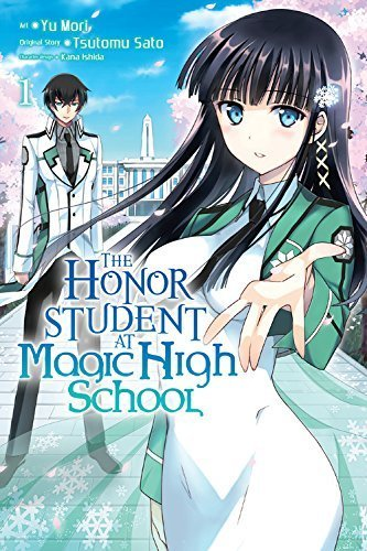 The Honor Student at Magic High School main image