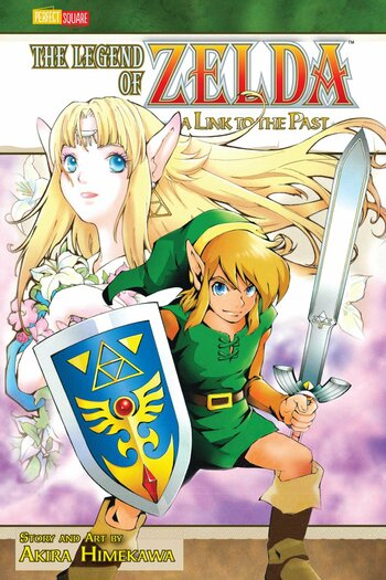 The Legend of Zelda: A Link to the Past (2005) main image