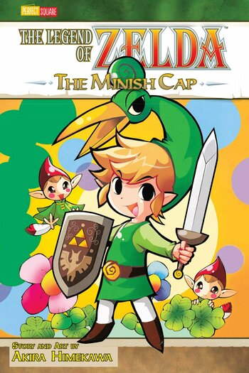 Legend of Zelda: The Minish Cap main image