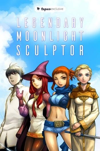 The Legendary Moonlight Sculptor Manga Anime Planet