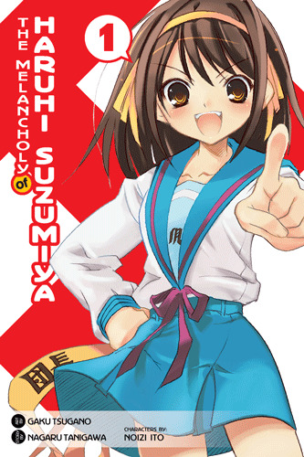 The Melancholy of Haruhi Suzumiya main image