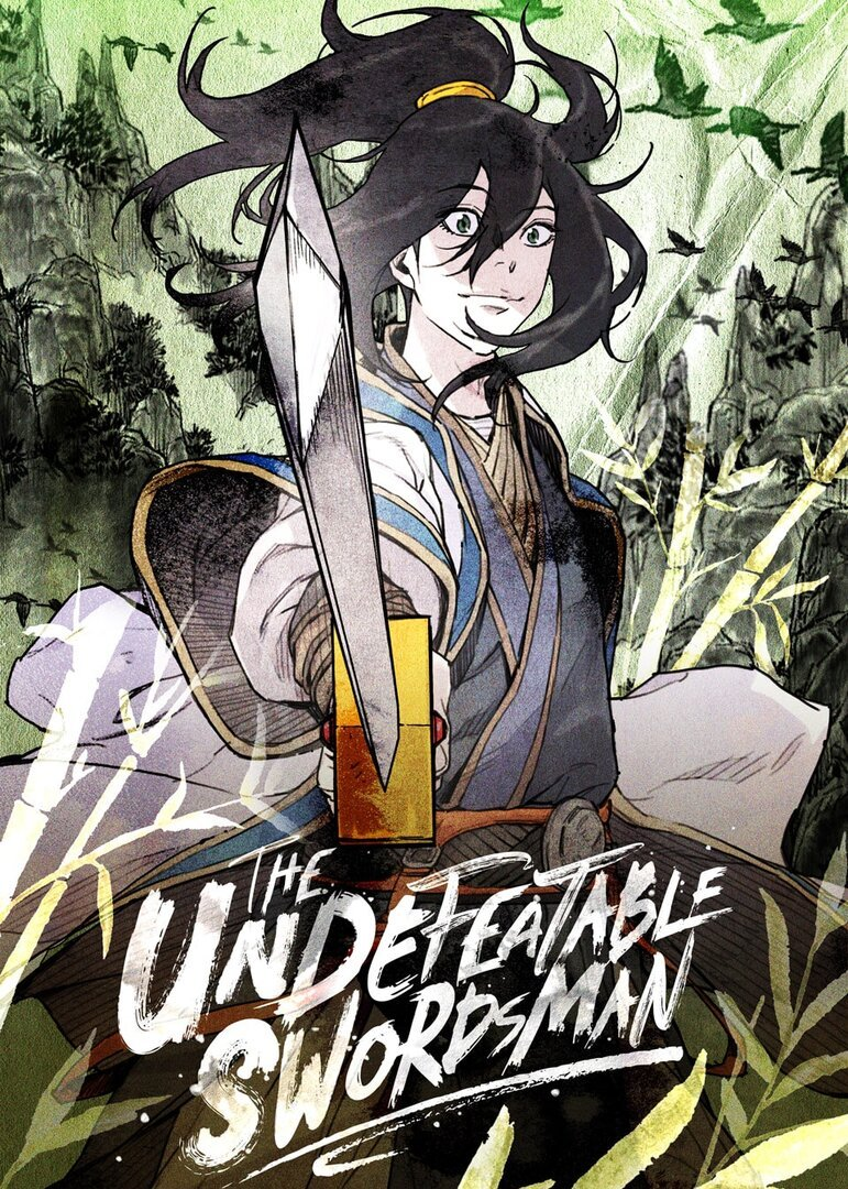 The Undefeated Swordsman