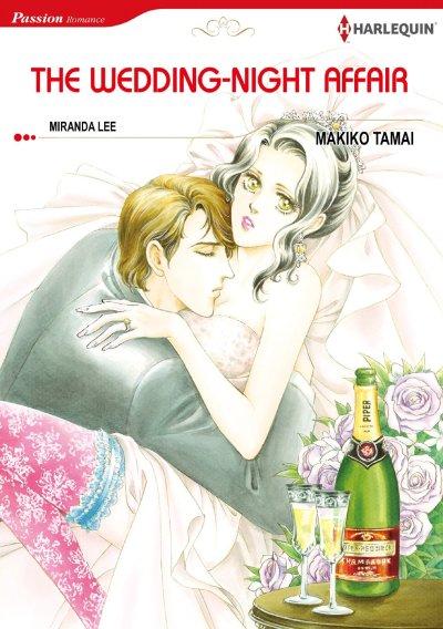 Manga yaoi wedding