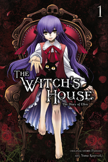 The Witch S House The Diary Of Ellen Manga Anime Planet