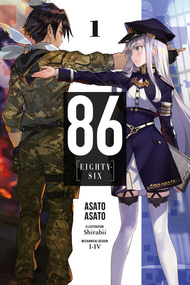 86: Eighty-Six (Light Novel)