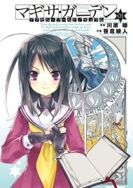 Accel World Light Novel Manga