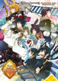 New Edit Alice in the Country of Clover Wonderful Wonder World Visual Fan Book
