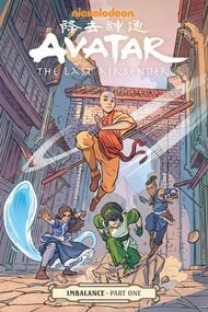 Avatar: The Last Airbender - Imbalance