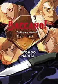 Baccano! (Light Novel)