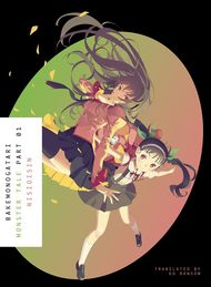 Bakemonogatari: Monster Tale (Light Novel)