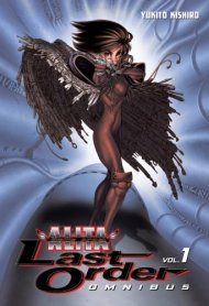 Battle Angel Alita: Last Order