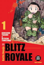 Battle Royale II: Blitz Royale