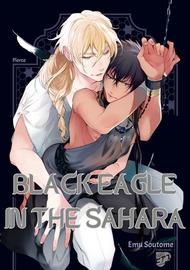 Black Eagle in the Sahara