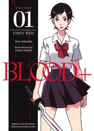 Blood+ (Light Novel)