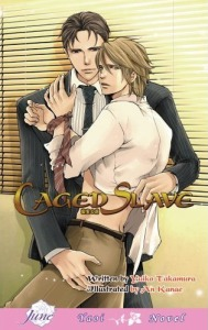 Caged Slave (Light Novel)