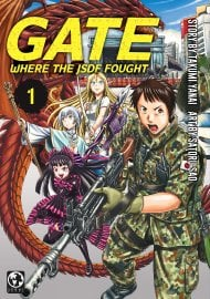 GATE: Where the JSDF Fought