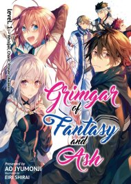 Grimgar of Fantasy and Ash (Light Novel)