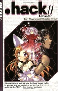 .hack//AI Buster (Light Novel)