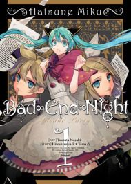 Hatsune Miku: Bad End Night