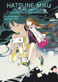 Hatsune Miku: Future Delivery - Little Asimov and the Green Thing Left Behind