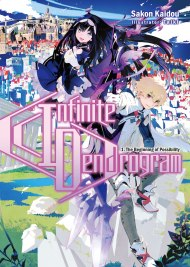 Infinite Dendrogram (Light Novel)