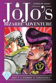 JoJo's Bizarre Adventure: Diamond is Unbreakable | Anime-Planet