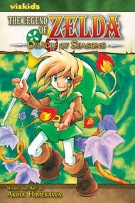 Legend of Zelda: Oracle of Seasons