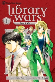 Library Wars: Love & War