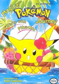Magical Pokemon Journey