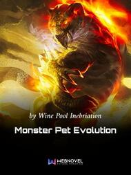 Monster Pet Evolution (Novel)