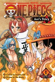 One Piece Ace's Story (Light Novel)