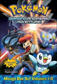Pokemon: Diamond and Pearl Adventure!