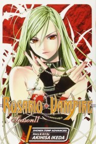 Rosario to Vampire Season II