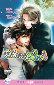 Secret Moon (Light Novel)