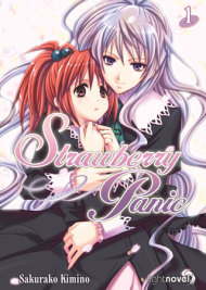 Strawberry Panic (Light Novel)