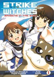 Strike Witches: Maidens in the Sky