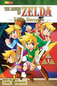 Legend of Zelda: Four Swords