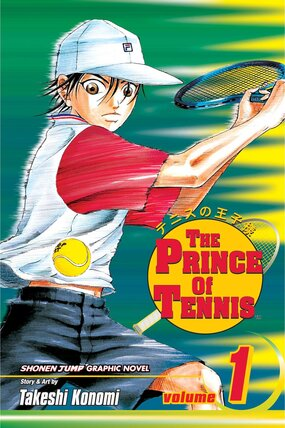 Prince of Tennis image